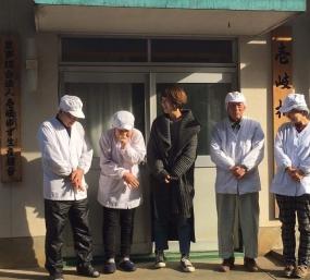 Re島チャンネルの取材で平野レミさんの娘さんが壱岐に来てくださいました!